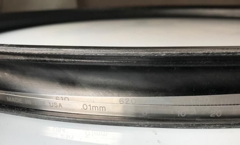 carbon rim with correct ETRTO