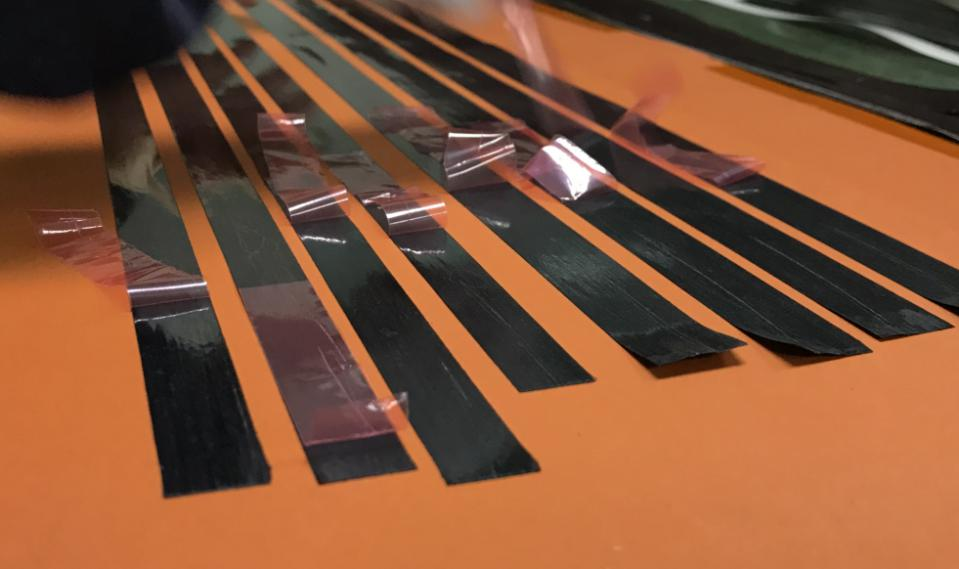 carbon fiber long strips