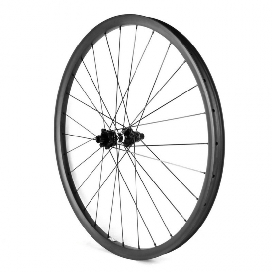 carbon mountain bike wheel