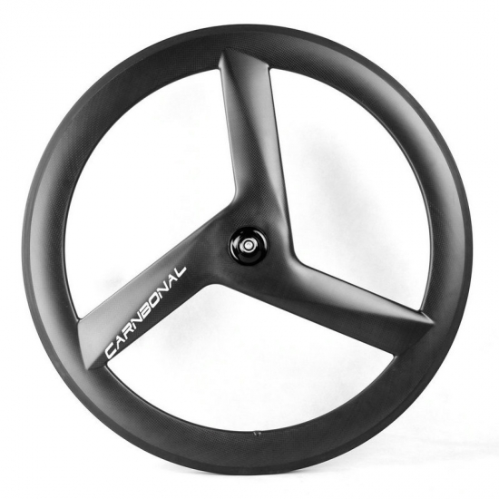700C carbon bike wheel,front wheel,60mm clincher,23mm width tubeless compatible