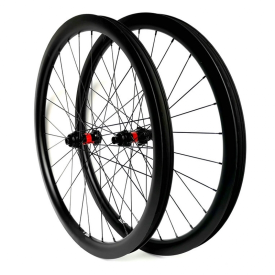 gravel bike wheels